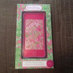 New Lilly Pulitzer iPhone 5 case iPhone 📱